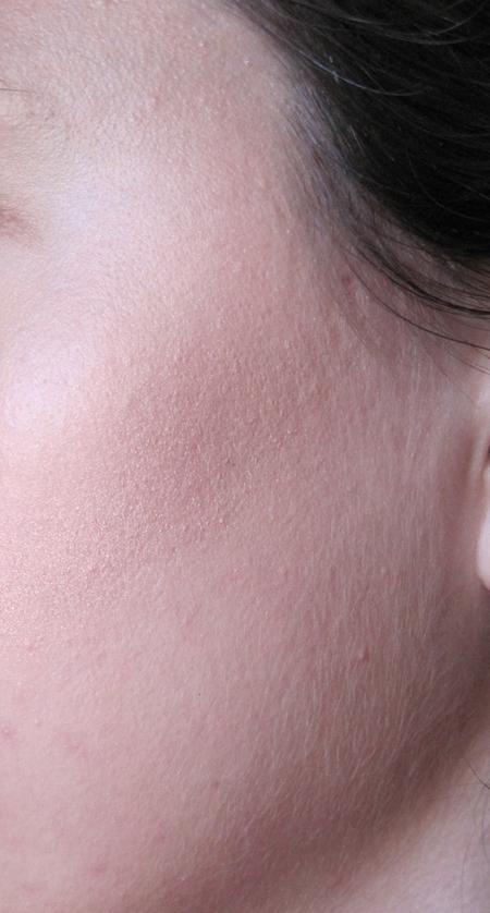 Test en la piel - Cómo contornear el rosto