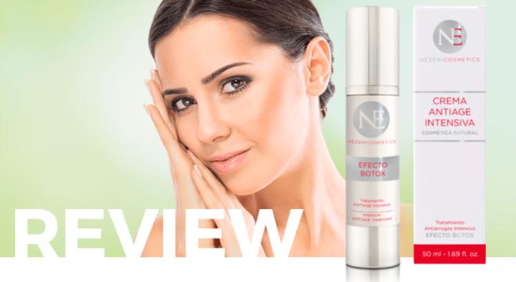 Lo bueno y lo malo del tratamiento antiage de nezeni cosmetics