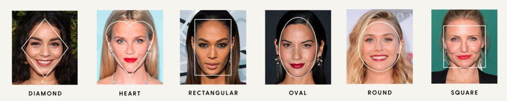 Como maquillarse según la forma de tu cara