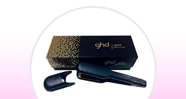 GHD V Gold Max Styler | Plancha para el cabello