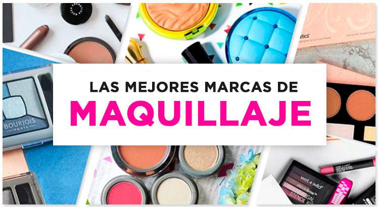 Descubre las mejores y mas increibles marcas de maquillaje