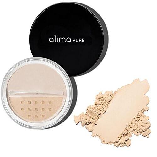 3- Base de maquillaje Alima Pure Satin Matte